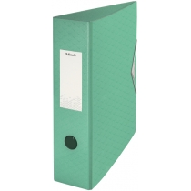 Папка-регистратор Esselte Colour'ice, А4 82мм, цвет зеленый