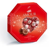 """Конфеты """"Amour"""" со вкусом капучино 150г"""