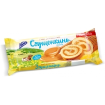 Рулет Сгущенкіно