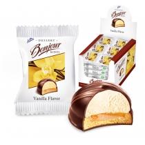 "Десерт ""Bonjour"" ваниль, 24 шт"