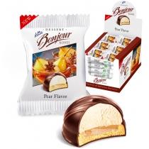 """Десерт """"Bonjour"""" зі смаком груші, 24 шт."""