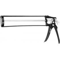 """Пістолет для герметика, 310 мл, """"скелетний"""" посилений з фіксатором, 6-гранний шток 6 мм SPARTA"""