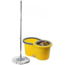 Комплект для уборки швабра и ведро с отжимом Espresso 360