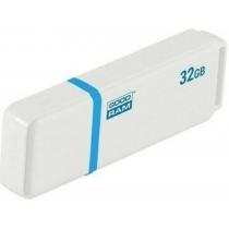 Флеш-память 32 Gb Goodram UMO2 (UMO2-0320W0R11), белый
