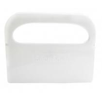 Тримач накладок на унітаз MAXI пластик білий
