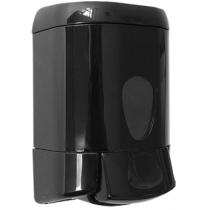 Дозатор рідкого мила PRESTIGE  0,55 л пластик чорний