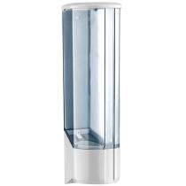 Держатель одноразовых стаканов Alto пластик прозрачный белый