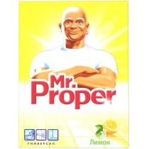 Средство чистящее универсал порошок Mr.PROPER 400гр с отбеливающим эффектом