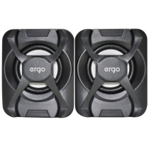 Комп.акустика ERGO S-203 USB 2.0 Black
