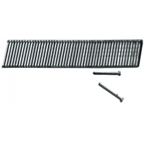 Гвозди, 10 мм, для мебельного степлера, со шляпками, тип 300, 1000 шт., MTX MASTER