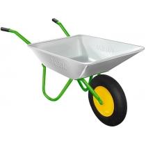 Тачка садовая, грузоподъемность 100 кг, объем 65 л, PALISAD