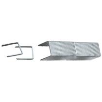 Скобы, 6 мм, для мебельного степлера, заостренные, тип 53, 1000 шт. MTX