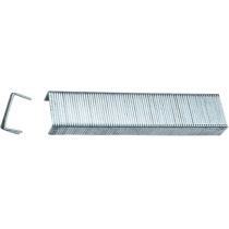 Скобы, 12 мм, для мебельного степлера, закаленные, тип 53, 1000 шт. MTX MASTER