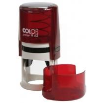 Оснастка автомат. COLOP, Printer R40 рубін d 40, пластик