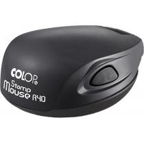 Оснастка кишенькова COLOP, StMouse R40 чорна d 40, пластик