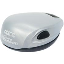 Оснастка кишенькова. COLOP, StMouse R40 срібло d 40, пластик