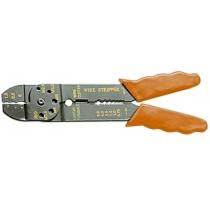 Щипцы, 210 мм, для зачистки электропроводов и обтиску контактных клемм, 1,5-6,5 мм SPARTA