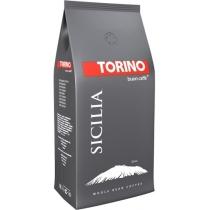 Кава в зернах Torino Sicilia 1кг, арабіка 40%, робуста 60%