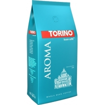 Кофе в зернах Torino Aroma 1кг, арабика 70%, робуста 30%