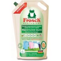Гель для стирки Frosch 2000 мл концентрат марсельское мыло
