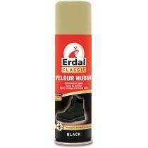 Уход за замшей ERDAL черный спрей