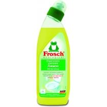 Гель для чистки унитазов Frosch 750 мл лимон