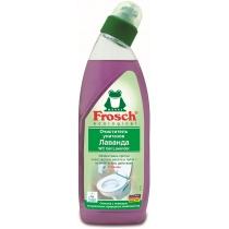 Гель для чистки унитазов Frosch 750 мл Лаванда