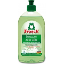Средство для мытья посуды Frosch Aloe Vera 500 мл бальзам