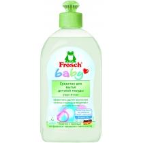 Средство для мытья детской посуды Frosch Baby 500 мл бальзам