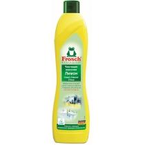 Средство для чистки Frosch 500 мл универсальный молочко абразивный лимон
