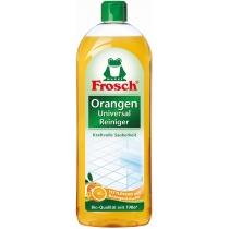 Средство для чистки Frosch 750 мл универсальный апельсин