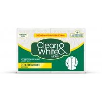 Мыло хозяйственное DURU CLEAN & WHITE 4 х 125 г отбеливающим