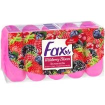 Мыло туалетное Fax 5 х 70 г лесные ягоды