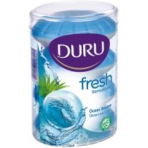 Мыло Duru Fresh Sensations 4 х 115 г океан