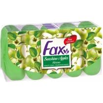 Мыло туалетное Fax 5 х 70 г яблоко