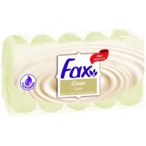 Мыло туалетное Fax 5 х 70 г крем