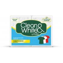 Мыло хозяйственное DURU CLEAN & WHITE 2 х 125 г универсальное