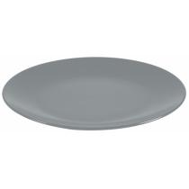 Тарелка IPEC MONACO серый/26 см /обед.(1)