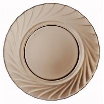Тарелка LUMINARC ОКЕАН ЭКЛИПС /19.6 см/десерт.