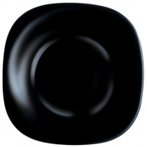 Тарелка LUMINARC CARINE BLACK /19 см/десерт.
