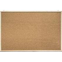 Доска пробковая, 90х60 см, деревянная рамка