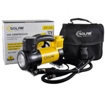 Компресор автомобільний SOLAR 7 Атм, 35 л/хв. LED сігн.ліхтар