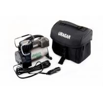 Компресор автомобільний URAGAN 90135 з автостопом, 37 л/х