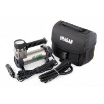 Компрессор автомобильный URAGAN 90180, 35 л / х
