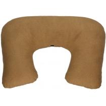 Подушка автомобильная Poputchik для путешествий CAMEL 34 х 26 х 10