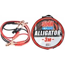 Провода прикуривателя 300А, ALLIGATOR, 3м