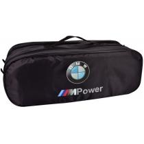 Сумка-органайзер в багажник BMW черная