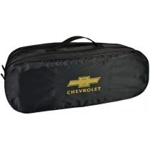 Сумка-органайзер в багажник Chevrolet черная