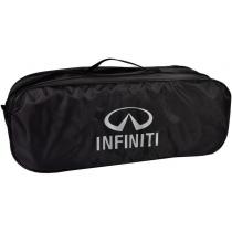 Сумка-органайзер в багажник Infiniti черная