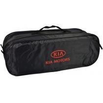 Сумка-органайзер в багажник KIA черная